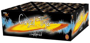 Willards Fireworks Milton Keynes Caged Tiger Unleashed
