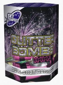 Willards Fireworks Glitter Bomb