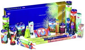 Willards fireworks Gold selection