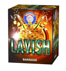 Willards Fireworks - Lavish