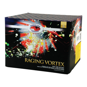 Willards Fireworks Kimbolton Raging Vortex