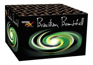 Willards Fireworks Brazilian Bombshell