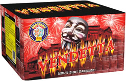 Willards fireworks Vendetta